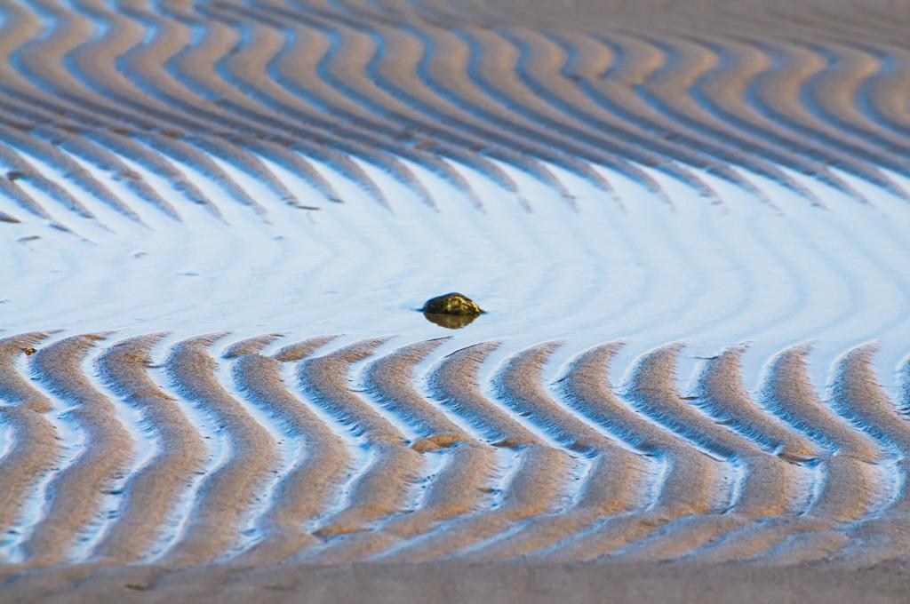Best. Nr. Strandspaziergang03 | Sandwellen, Hohwacht