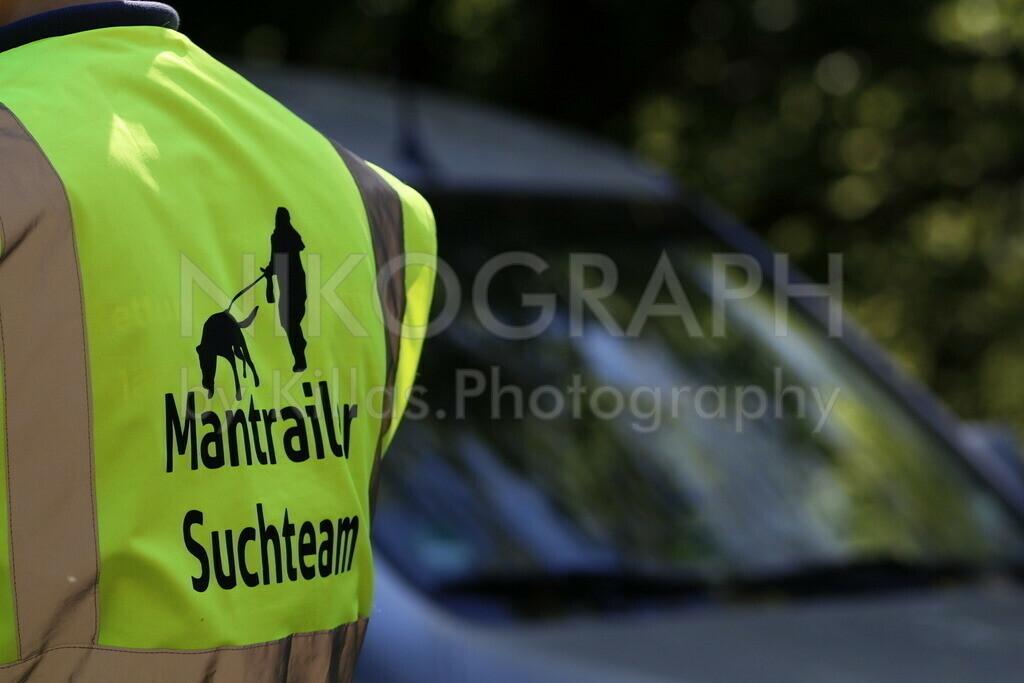 Mantrailer Suchteam