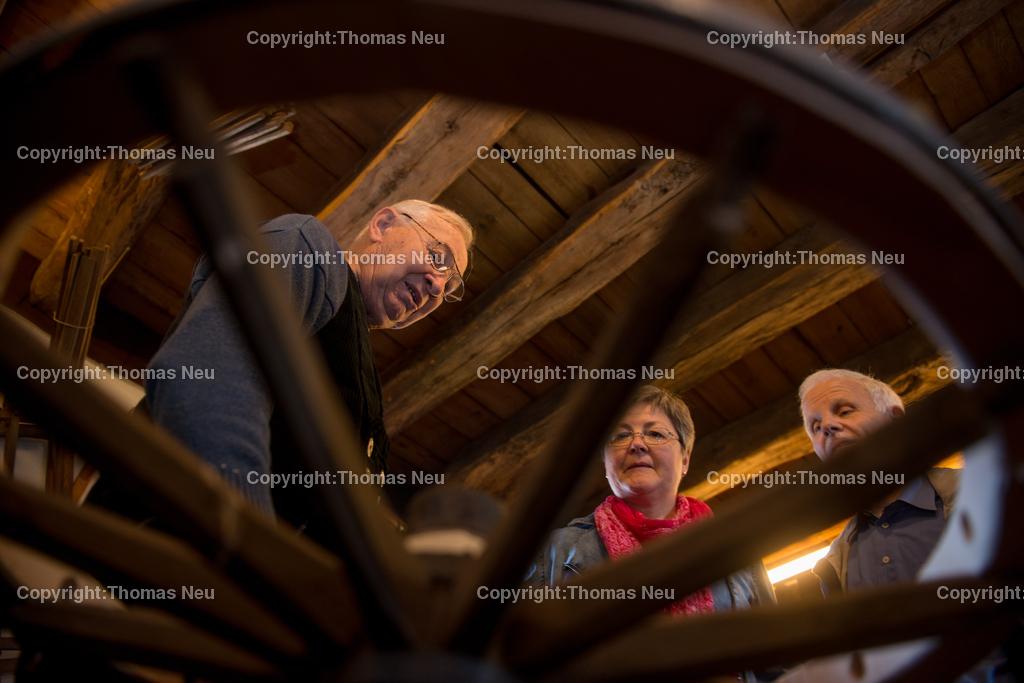 Brauchtumstage-44 | Lindenfels, Brauchtumstage, Wagner Ladislaus Jantschek (links), ,, Bild: Thomas Neu