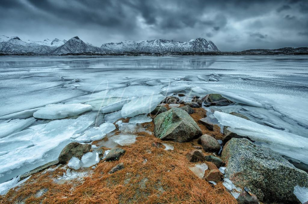 Der gefrorene See