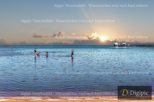 Hurghada_Jänner 2020_Anlage_224Bv | Strand vom Golden Beach Ressort