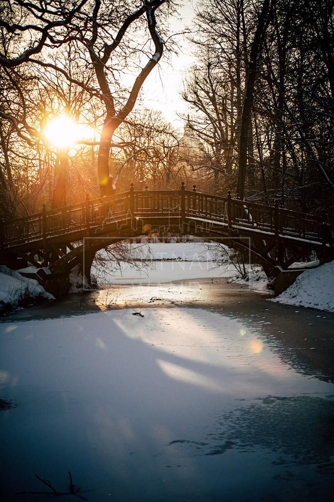 Leipzig Winter Clarpark