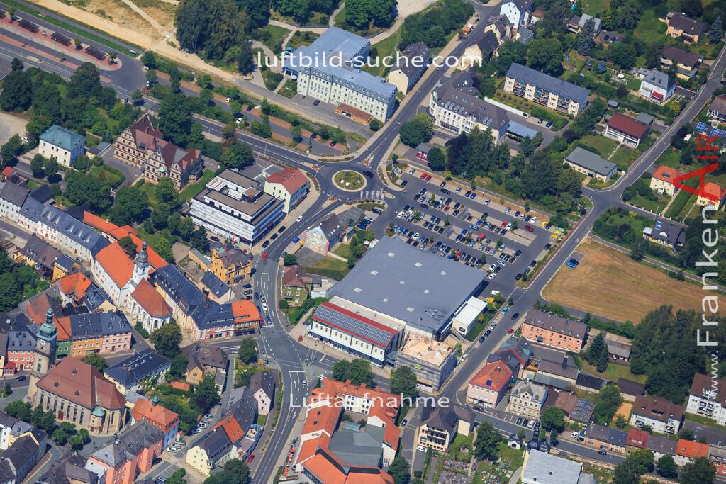 wunsiedel-2014-107 | Luftbild von  Wunsiedel - Luftaufnahme wurde 2014 von https://frankenair.de mittels Flugzeug (keine Drohne) erstellt - die Geschenkidee