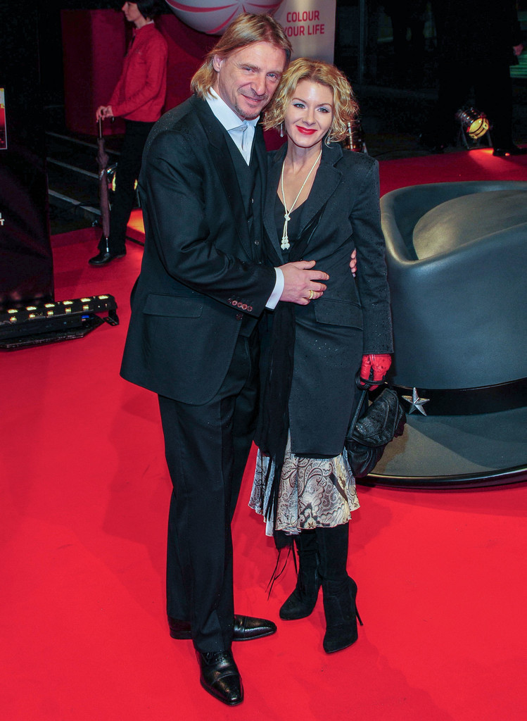 2011 Premiere Hinterm Horizont    Frank Otto Mit Ehefrau Stefanie