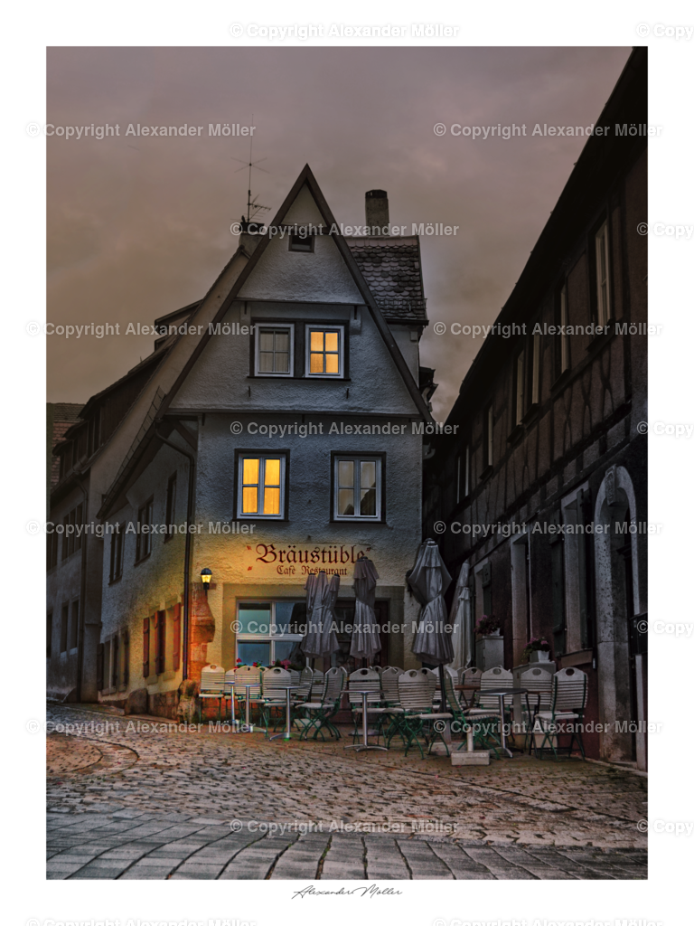 Rothenburg ob der Tauber No.37