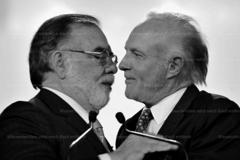 Francis Ford Coppola & James Caan | Francis Ford Coppola & James Caan