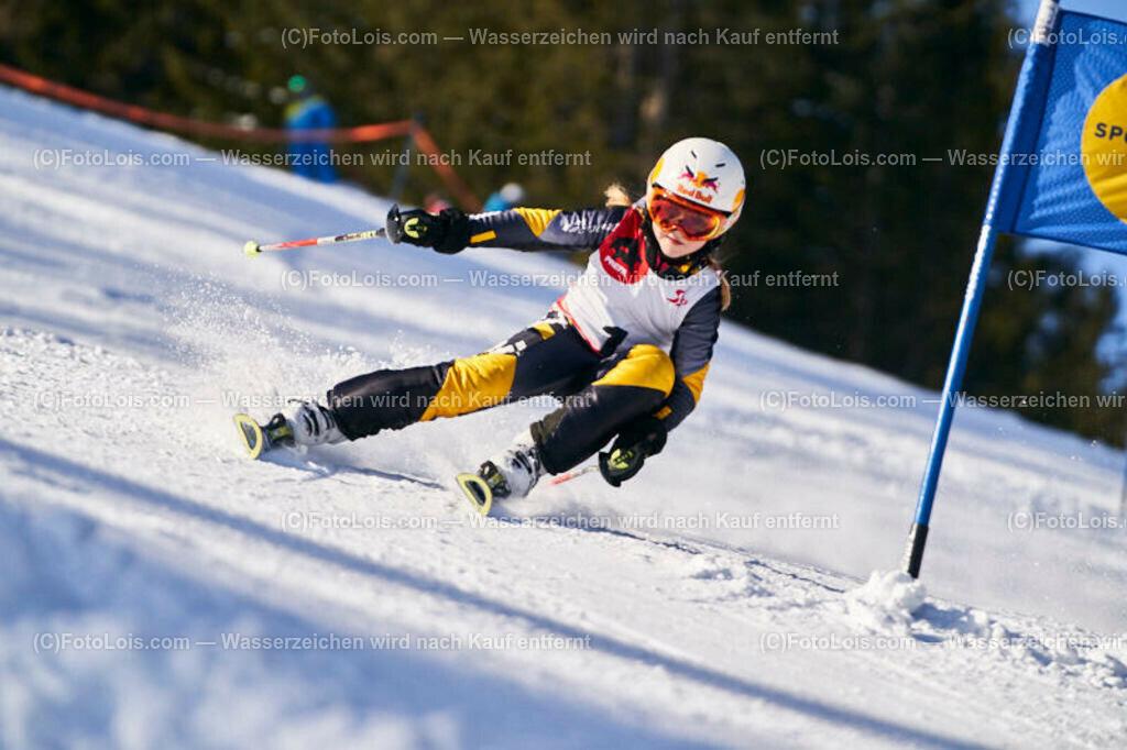 0063_KinderLM-RTL-I_Trattenbach_Tisch Anna | (C) FotoLois.com, Alois Spandl, NÖ Landesmeisterschaft KINDER in Trattenbach am Feistritzsattel Skilift Dissauer, Sa 15. Februar 2020.