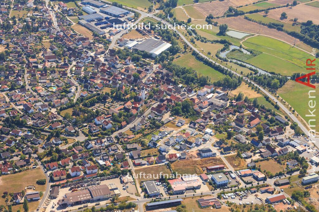 luftbild-diespeck-2015-4997 | Luftbild von  Diespeck - Luftaufnahme wurde 2015 von https://frankenair.de mittels Flugzeug (keine Drohne) erstellt - die Geschenkidee