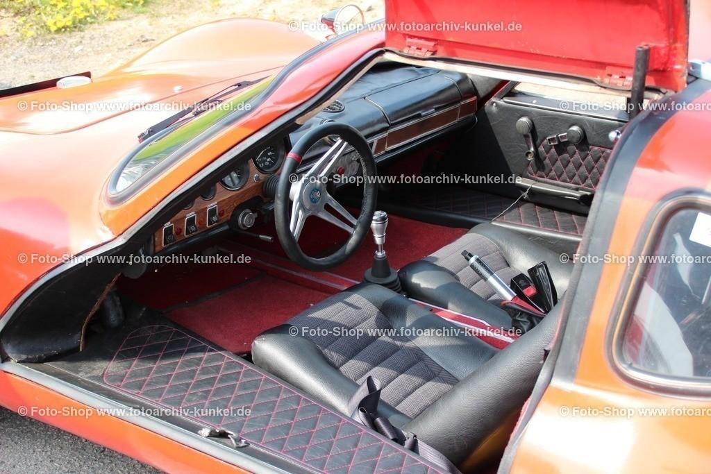 Melkus RS 1000 Coupé 2 Flügeltüren, 1969-79 | Melkus RS 1000 Coupé 2 Flügeltüren, Farbe: Rot, Bauzeit 1969-79, DDR