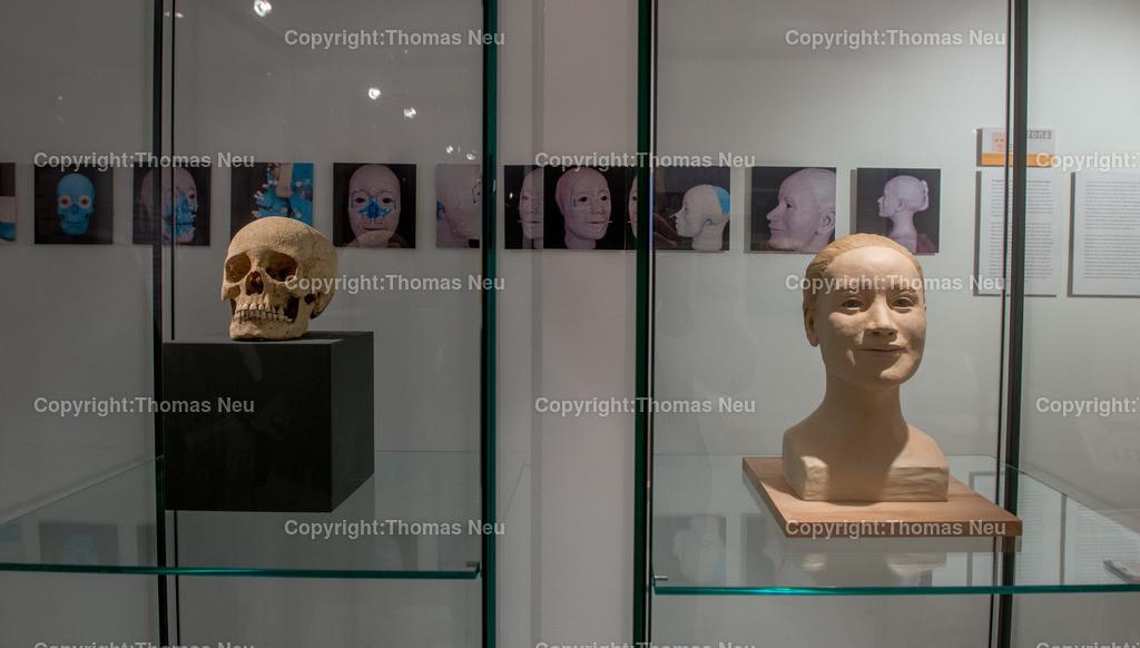 Vorfahren_Museum-33 | Bensheim,Stadtmagazin 39, Museum,vergessene Vorfahren, die erste Bensheimerin Mira , ,, Bild: Thomas Neu