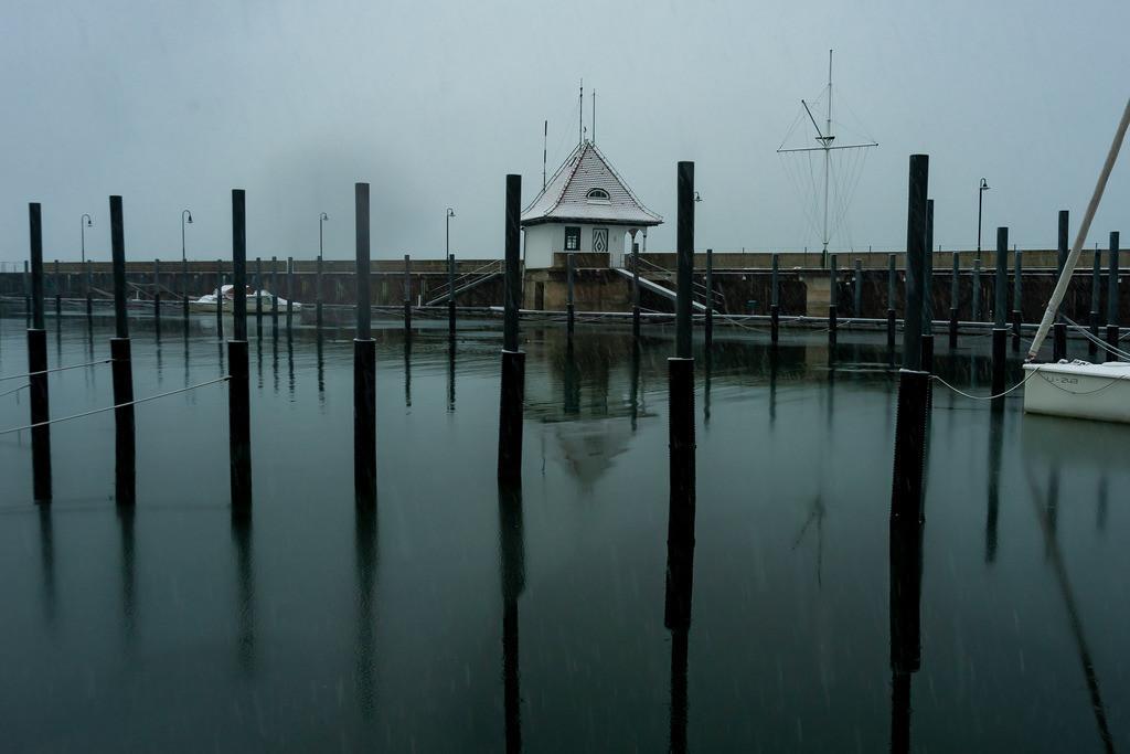 Hafen des Lindauer Segelclubs