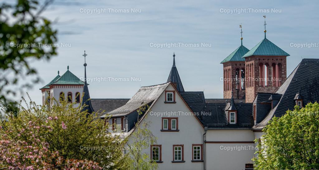 DSC_7450 | bbe,Bensheim, Liebfrauenschule, zur weiteren Bebilderung,  eng zusammen auch räumlich die LFS und die Kirche, ,, Bild: Thomas Neu