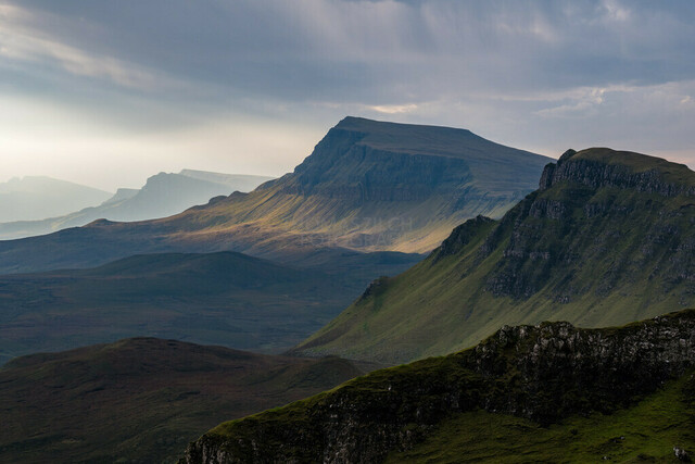 Skye Mountains 2