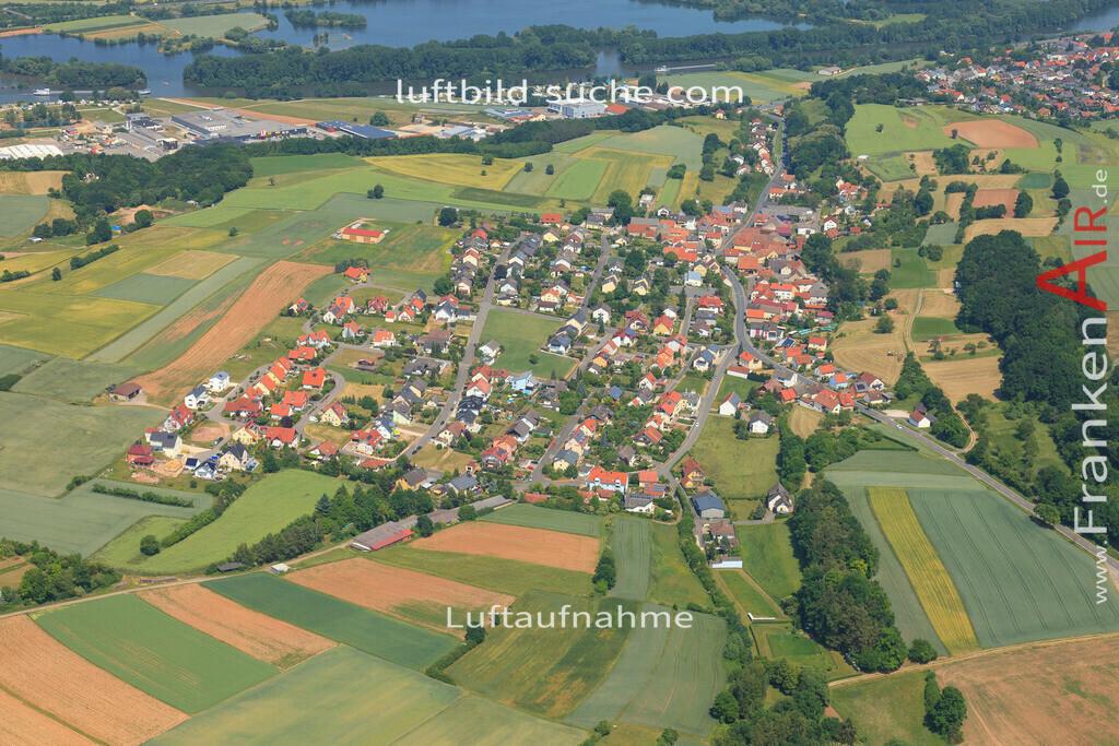trosdorf-bischberg-2015-141 | Luftbild von Trosdorf Bischberg - Luftaufnahme wurde 2015 von https://frankenair.de mittels Flugzeug (keine Drohne) erstellt - die Geschenkidee
