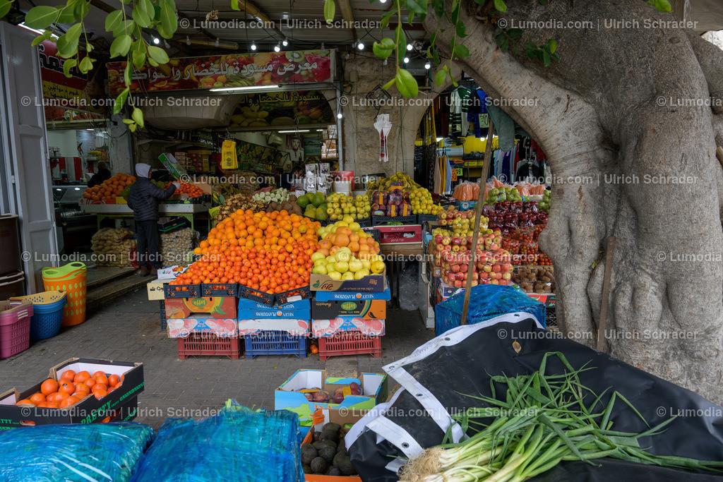 10972-10051 - Markt in Jerusalem