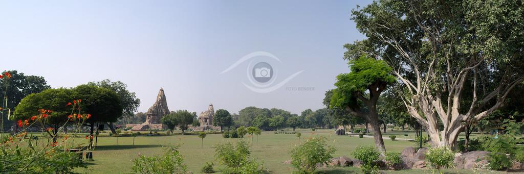 Indien_Tempelbezirk von Khajuraho 04