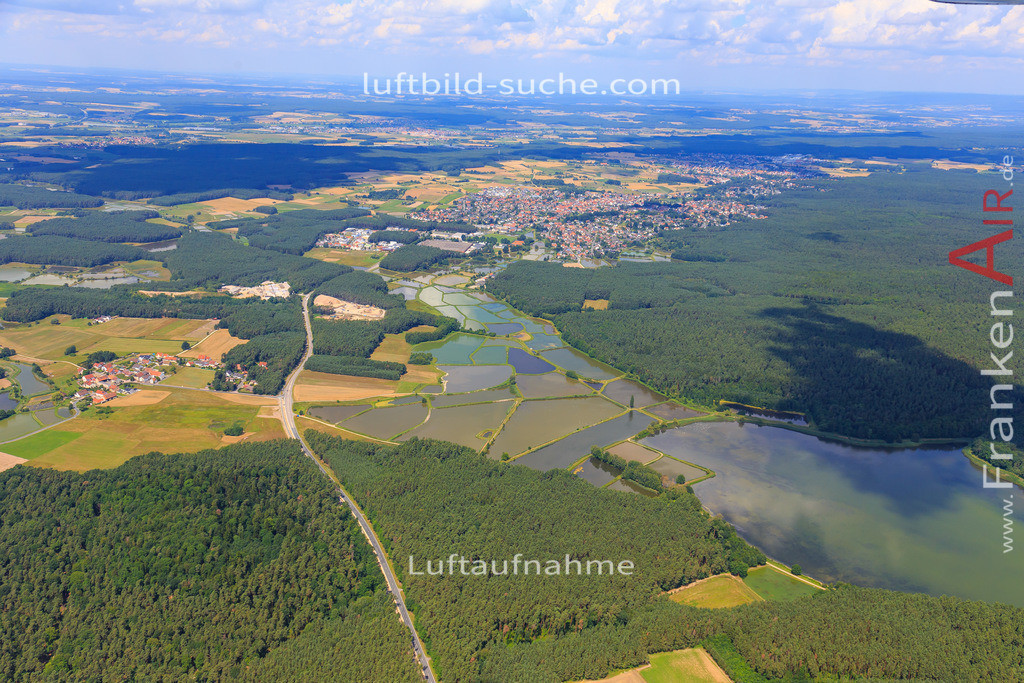 luftaufnahme-roettenbach-17-4867 | Luftbild von  Roettenbach - Luftaufnahme wurde 2017 von https://frankenair.de mittels Flugzeug (keine Drohne) erstellt - die Geschenkidee
