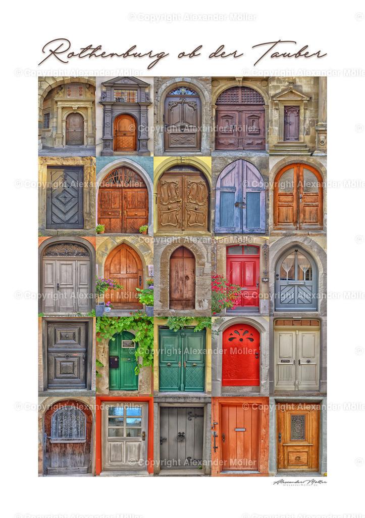 Rothenburger Türen | Titelbild