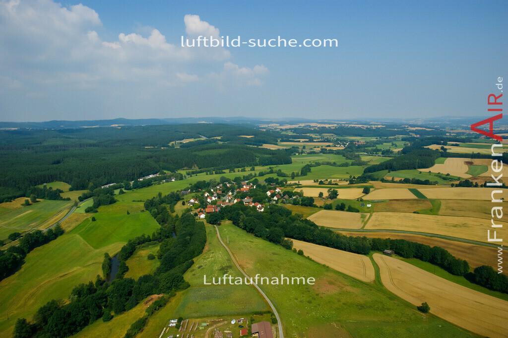 hoerlinreuth-thurnau-2008-709 | Luftbild von Hoerlinreuth Thurnau - Luftaufnahme wurde 2008 von https://frankenair.de mittels Flugzeug (keine Drohne) erstellt - die Geschenkidee