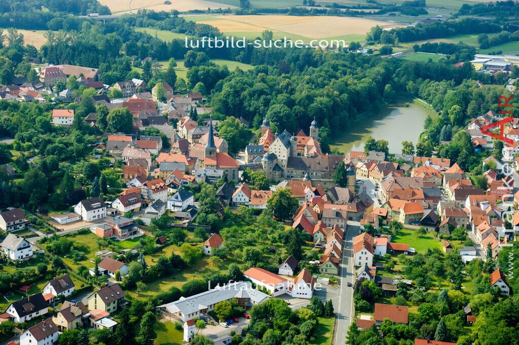 luftaufnahme-thurnau-2008-702 | Luftbild von  Thurnau - Luftaufnahme wurde 2008 von https://frankenair.de mittels Flugzeug (keine Drohne) erstellt - die Geschenkidee