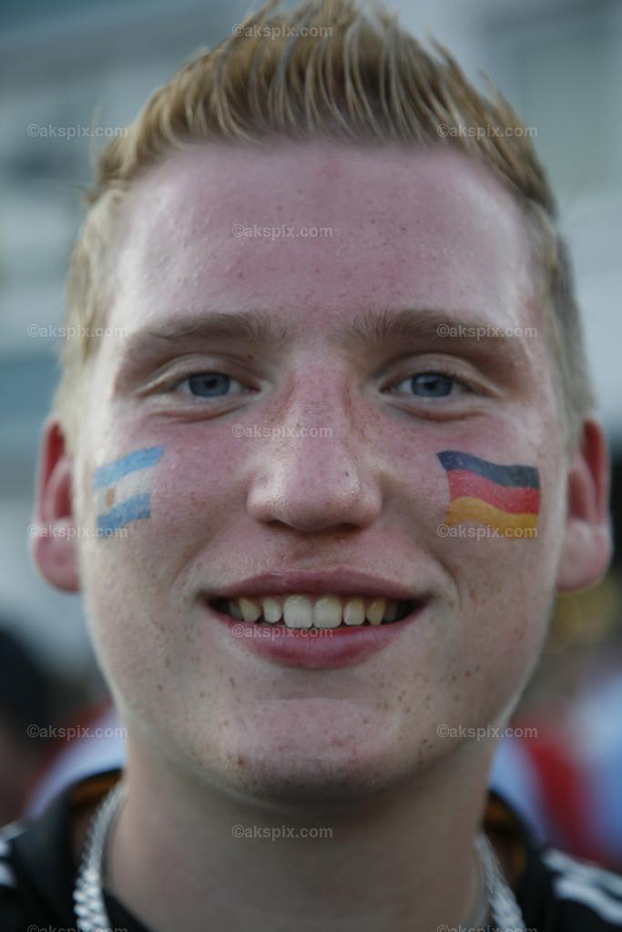 Deutschland-Fan