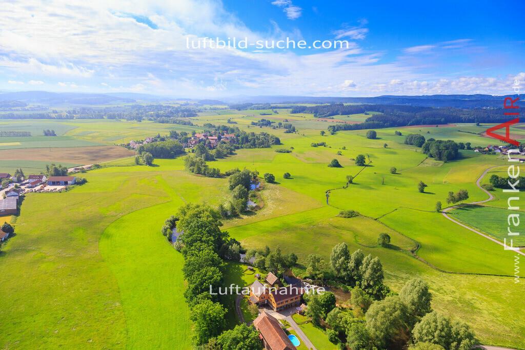 unterzettlitz-kulmbach-2016-171   Luftbild von Unterzettlitz Kulmbach - Luftaufnahme wurde 2016 von https://frankenair.de mittels Flugzeug (keine Drohne) erstellt - die Geschenkidee