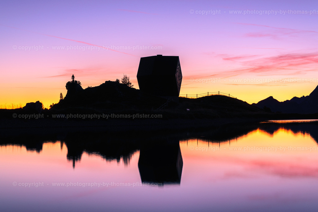 Granatkapelle am frühen Morgen-2