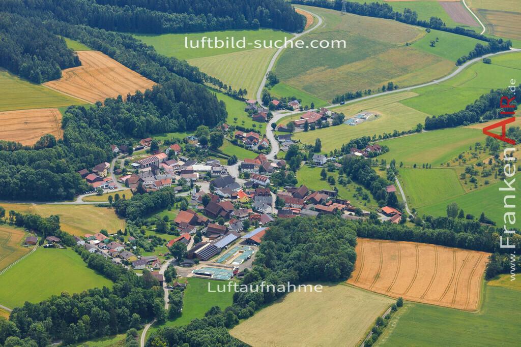 grafendobrach-kulmbach-2016-2339 | Luftbild von Grafendobrach Kulmbach - Luftaufnahme wurde 2016 von https://frankenair.de mittels Flugzeug (keine Drohne) erstellt - die Geschenkidee