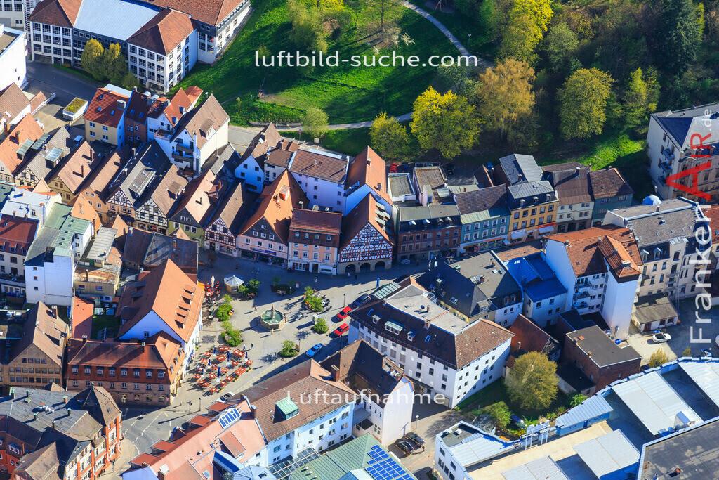 kulmbach-2016-3229   Luftbild von  Kulmbach - Luftaufnahme wurde 2016 von https://frankenair.de mittels Flugzeug (keine Drohne) erstellt - die Geschenkidee