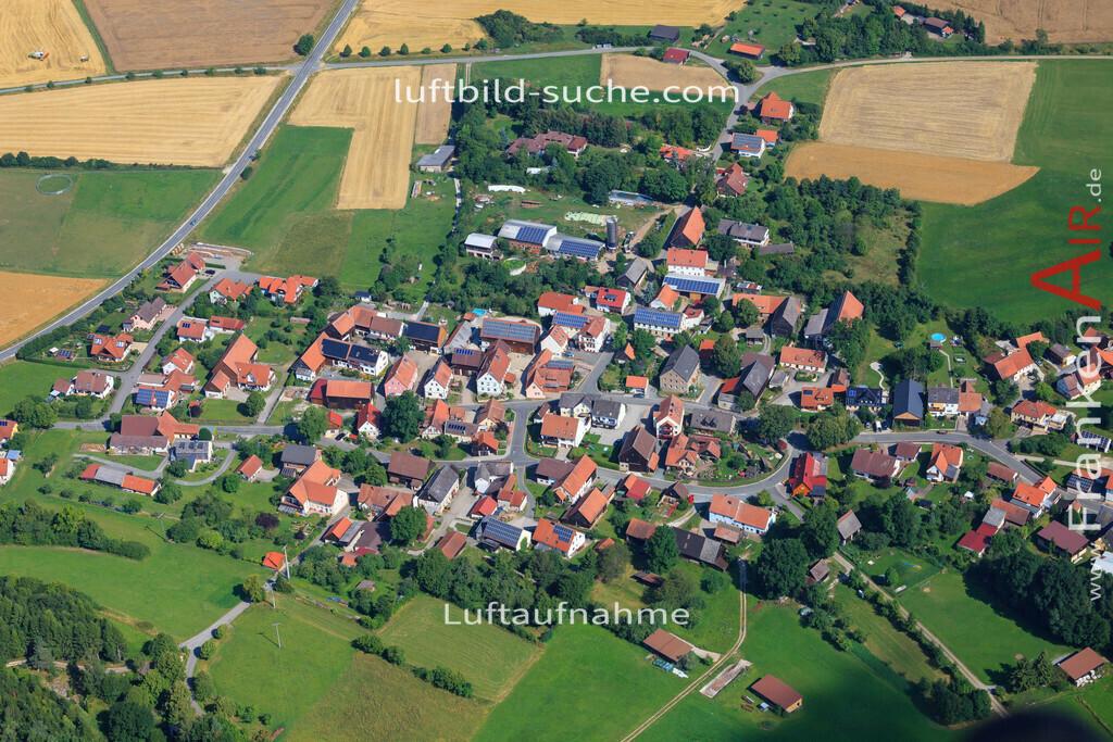tannfeld-thurnau-2014-75 | Luftbild von Tannfeld Thurnau - Luftaufnahme wurde 2014 von https://frankenair.de mittels Flugzeug (keine Drohne) erstellt - die Geschenkidee