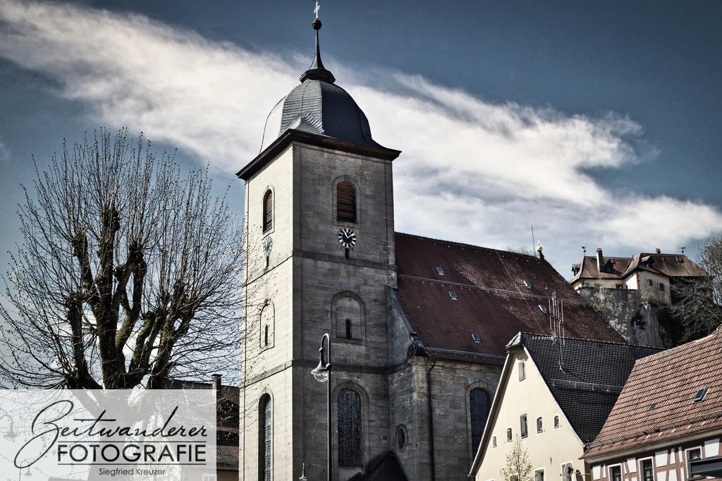Kirche in Betzenstein