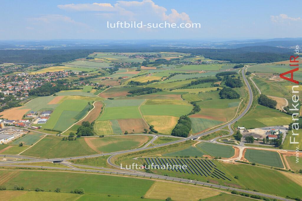 scherneck-untersiemau-2015-96 | Luftbild von Scherneck Untersiemau - Luftaufnahme wurde 2015 von https://frankenair.de mittels Flugzeug (keine Drohne) erstellt - die Geschenkidee