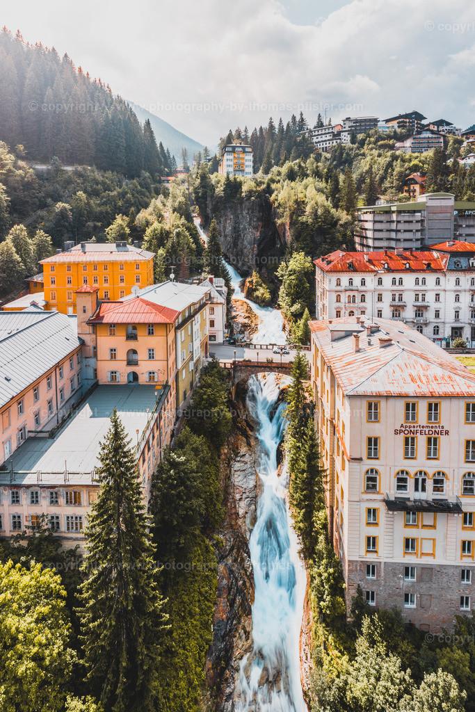 Wasserfall Bad Gastein Salzburg-2
