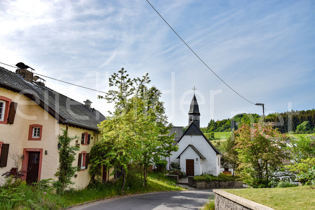 Die Kapelle in Daun Weiersbach | Daun Weiersbach in der Vulkaneifel
