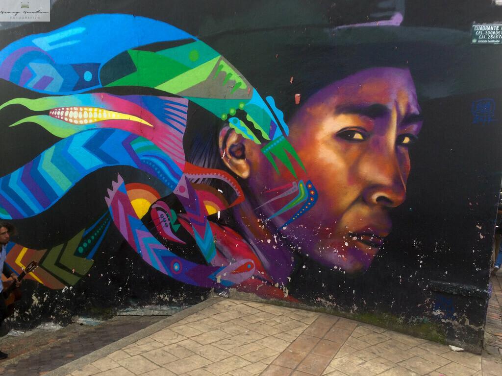 Columbia Bogota 35