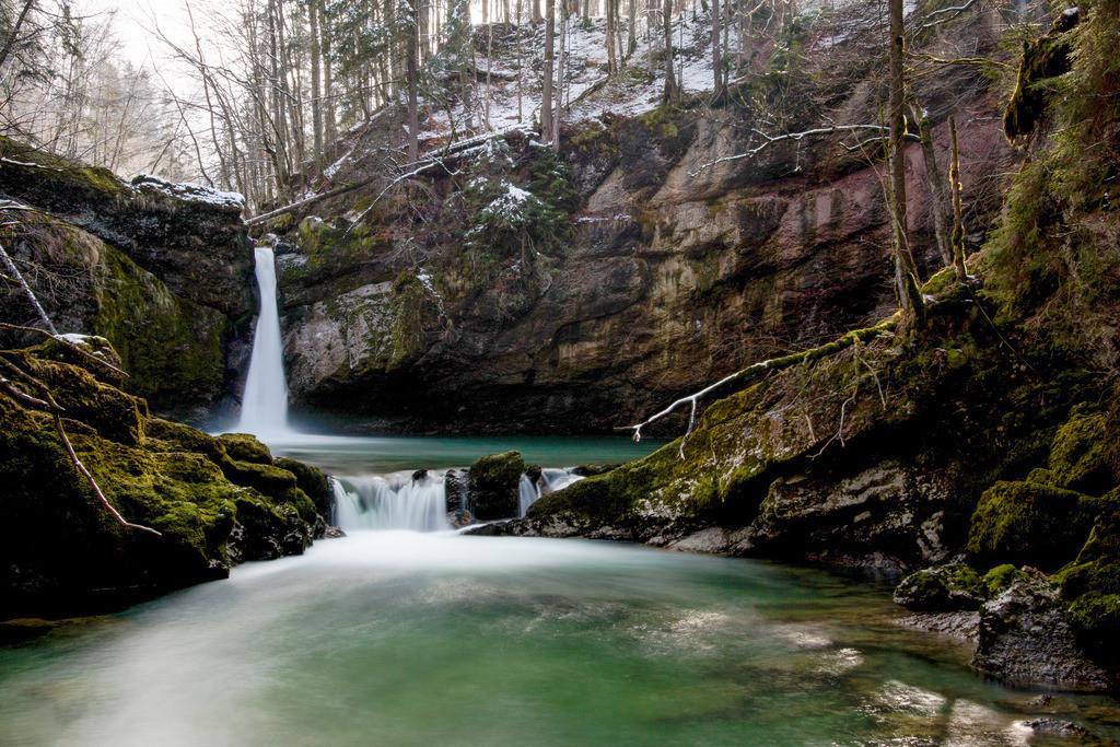 Wilde Natur | Wasser verrinnt, Steine bleiben.  Aus Rumänien