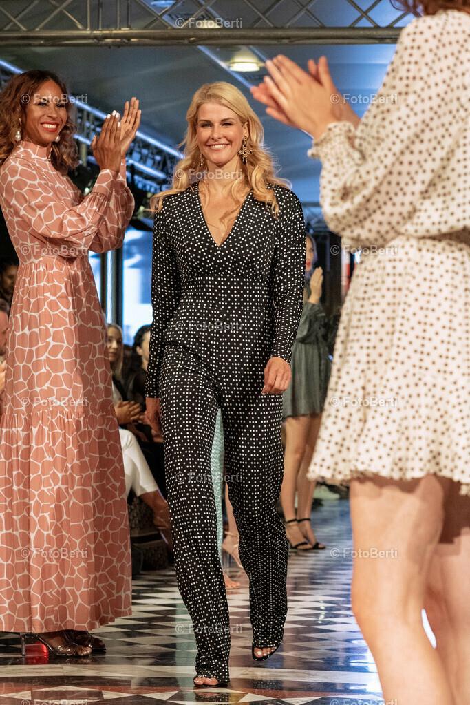 Pre-Opening der Fashion Week - Fashion Hall im Quartier 206   Natascha Gruen präsentiert: NATASCHA GRUEN Ready to WEAR Kollektion