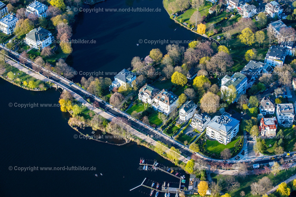 Hamburg_Uhlenhorst_Schöne_Aussicht_ELS_4854200421 | HAMBURG 20.04.2021 Wohngebiet