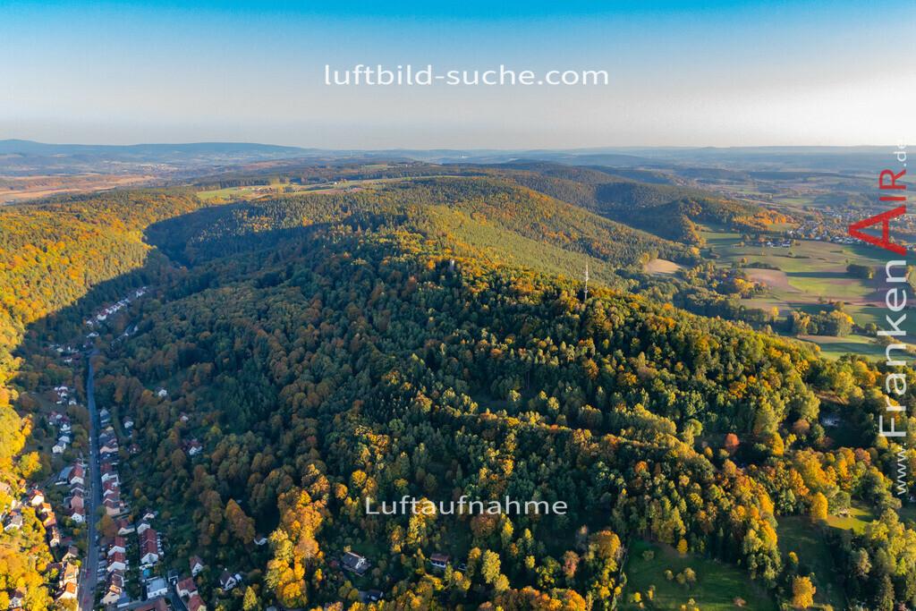 rehturm-kulmbach-18-387 | aktuelles Luftbild von Rehturm Kulmbach - Luftaufnahme wurde 2018 von https://frankenair.de mittels Flugzeug (keine Drohne) erstellt.