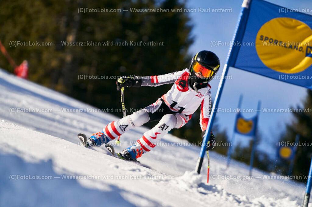 0114_KinderLM-RTL-I_Trattenbach_Klug Leonard | (C) FotoLois.com, Alois Spandl, NÖ Landesmeisterschaft KINDER in Trattenbach am Feistritzsattel Skilift Dissauer, Sa 15. Februar 2020.