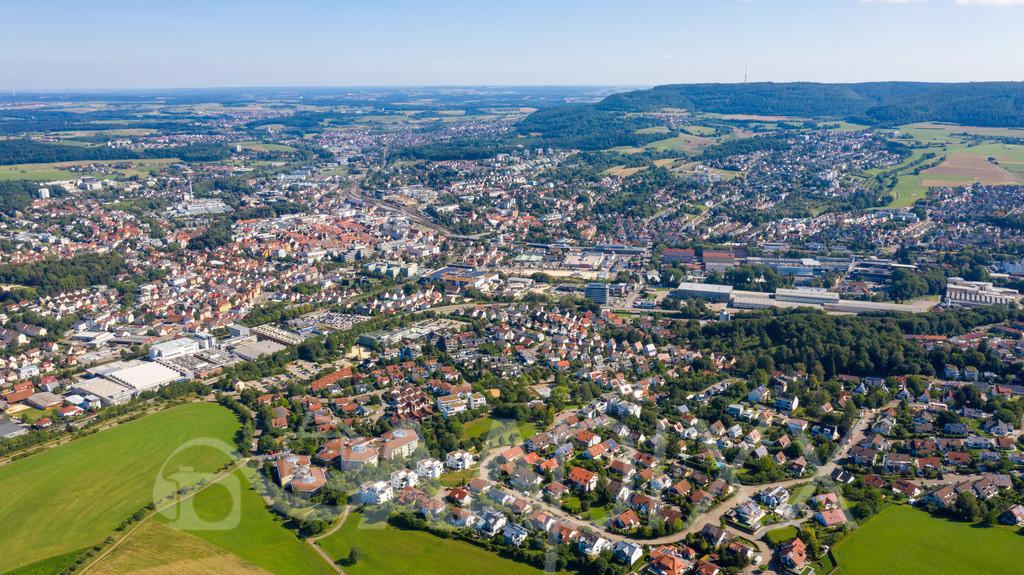 Aalen City und 'Zochental'