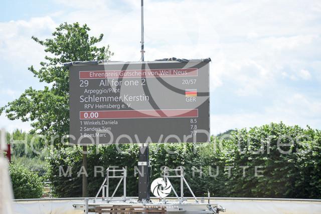 RuFV Hilgershof - Prüfung 15-0425