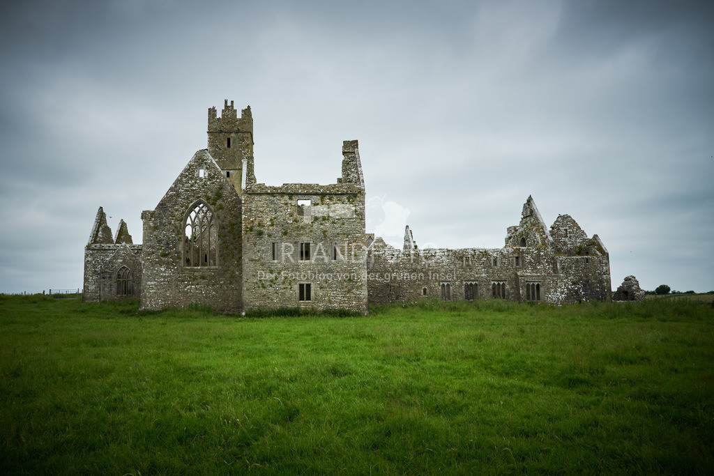 Ross Errilly Friary, Co. Galway