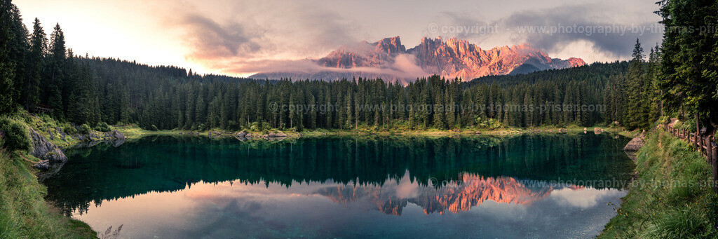 Karrersee Dolomiten Südtirol-4
