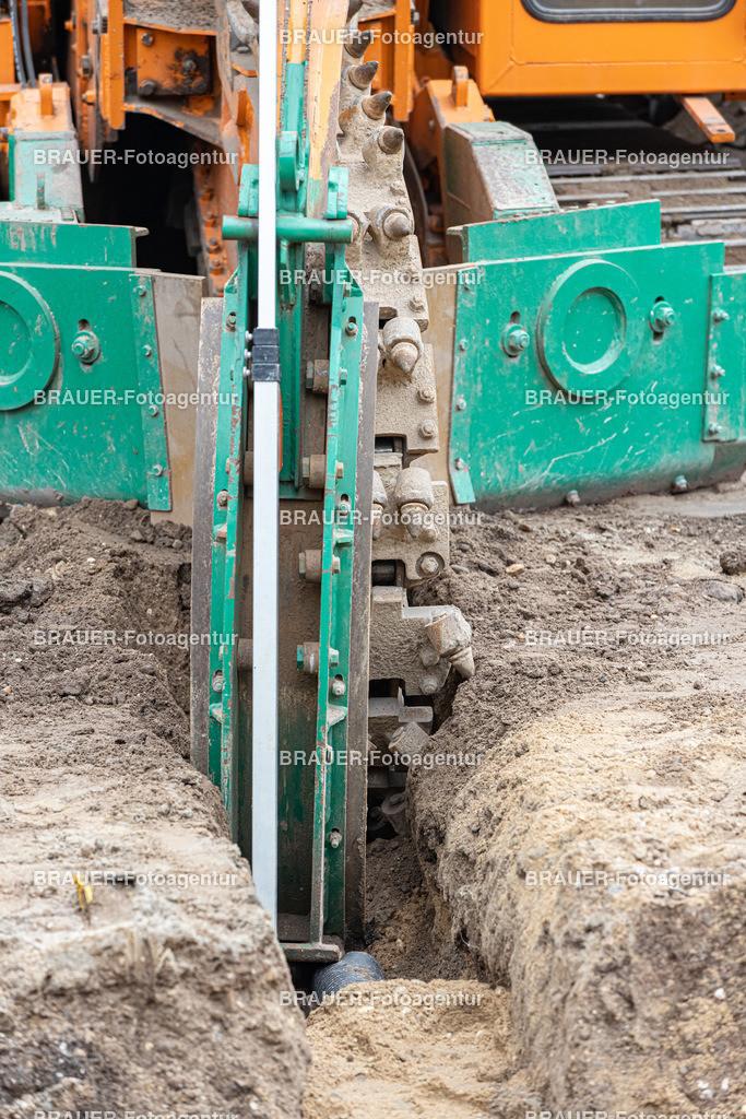 Bauarbeiten in der Grotenburg in Krefeld  | Krefeld, Deutschland 11.11.2020, ,  Bauarbeiten in der Grotenburg in Krefeld  (Foto: BRAUER-Fotoagentur)