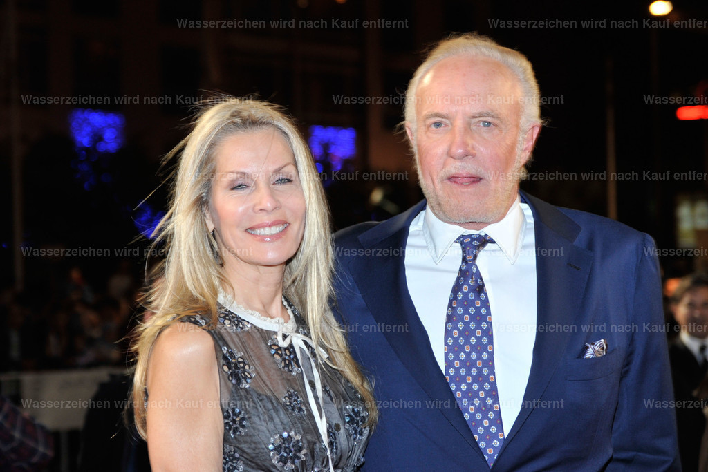 James Caan & Linda Stokes | James Caan & Linda Stokes