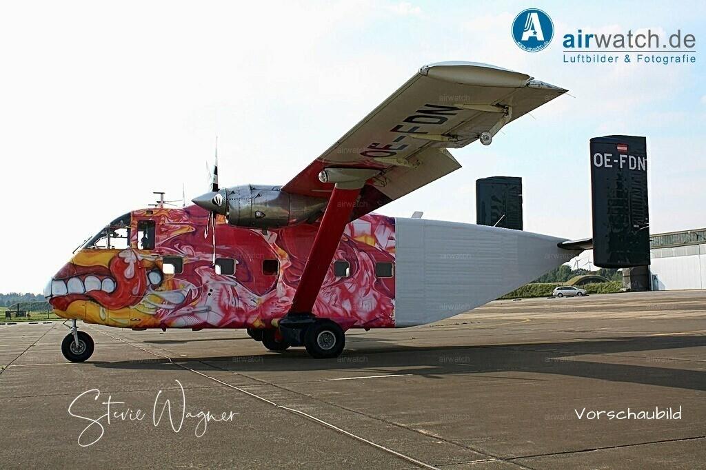 Flughafen_Husum_airwatch_wagner_IMG_6143 | Flughafen Husum, Skyvan SC7 • max. 4272 x 2848 pix