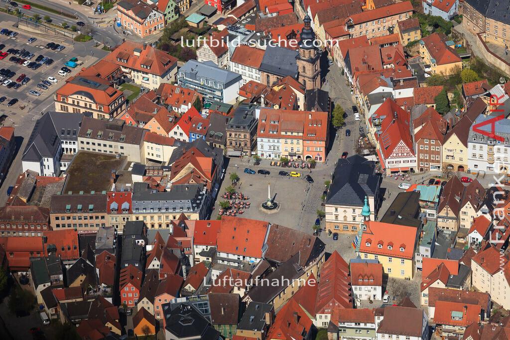 luftbild-kulmbach-2016-6445 | Luftbild von  Kulmbach - Luftaufnahme wurde 2016 von https://frankenair.de mittels Flugzeug (keine Drohne) erstellt - die Geschenkidee