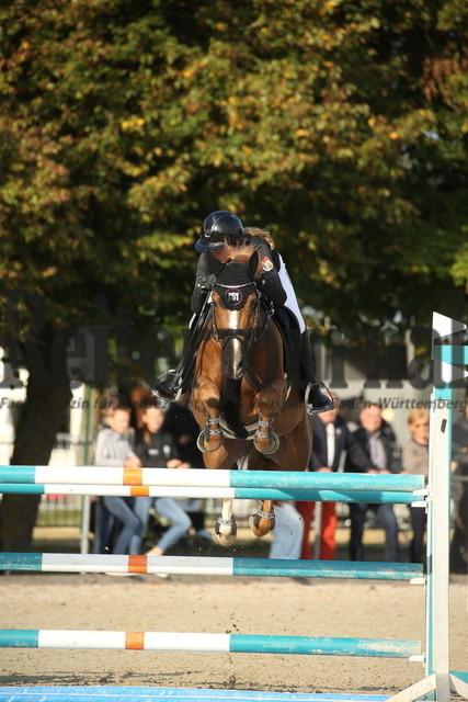 Rot am See_2021_Ponyspringprüfung_Kl.M_Leonie Assmann_Kaiser Karl AG (2)