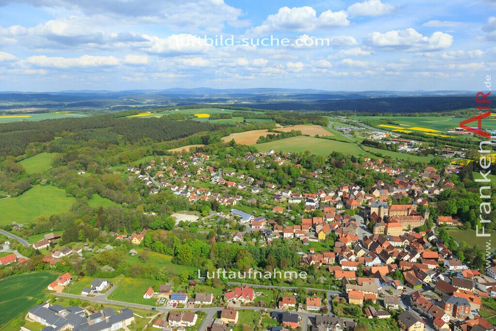 thurnau-2015-146 | Luftbild von  Thurnau - Luftaufnahme wurde 2015 von https://frankenair.de mittels Flugzeug (keine Drohne) erstellt - die Geschenkidee